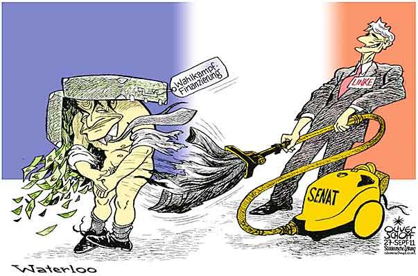 politik frankreich