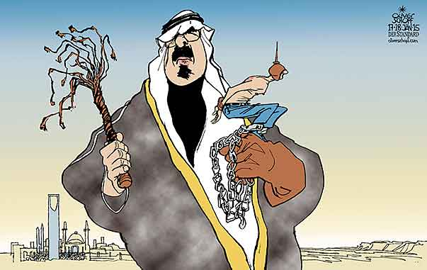 freedom of speech in saudi arabia The human freedom index presents the state of human freedom in the world based on a broad measure that encompasses personal, civil, and economic freedom human freedom is a social concept.