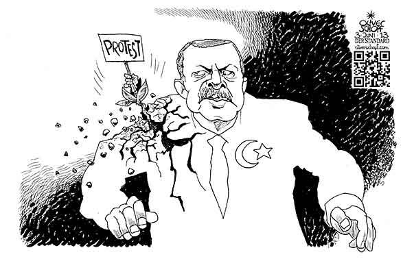 politische situation istanbul